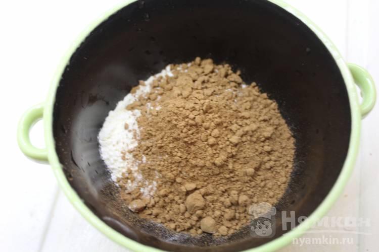 Кекс за 2 минуты в микроволновой печи - фото шаг 2