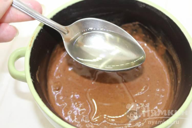 Кекс за 2 минуты в микроволновой печи - фото шаг 7