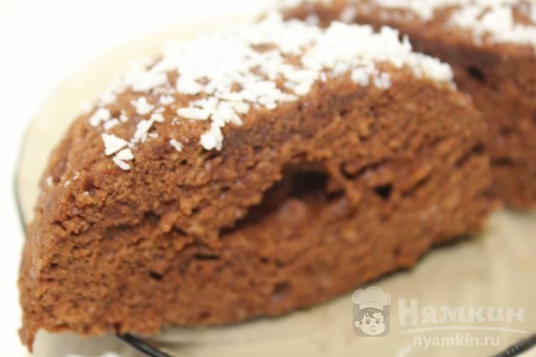 Кекс за 2 минуты в микроволновой печи - фото шаг 10