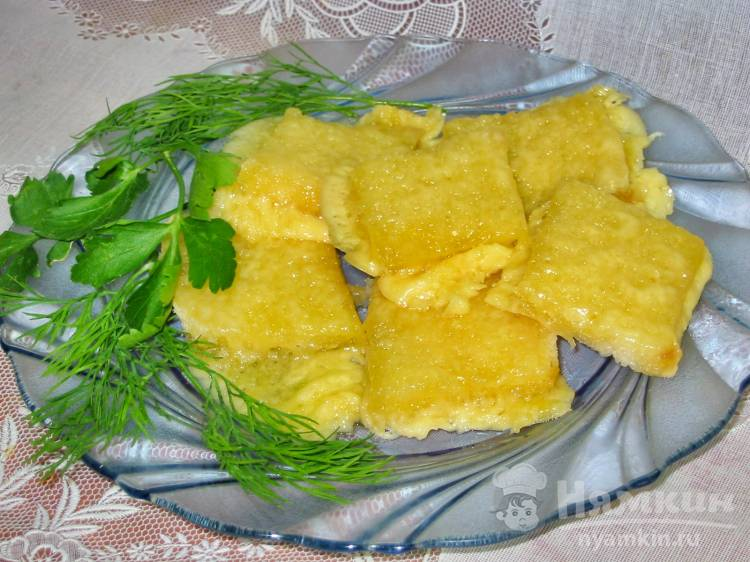 Гренки с сыром в микроволновке - фото шаг 4