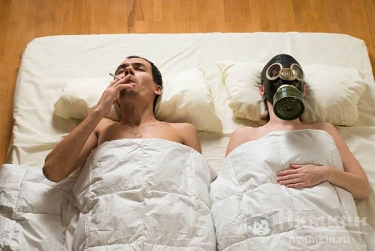 Как отучить мужа курить: рекомендации для жен