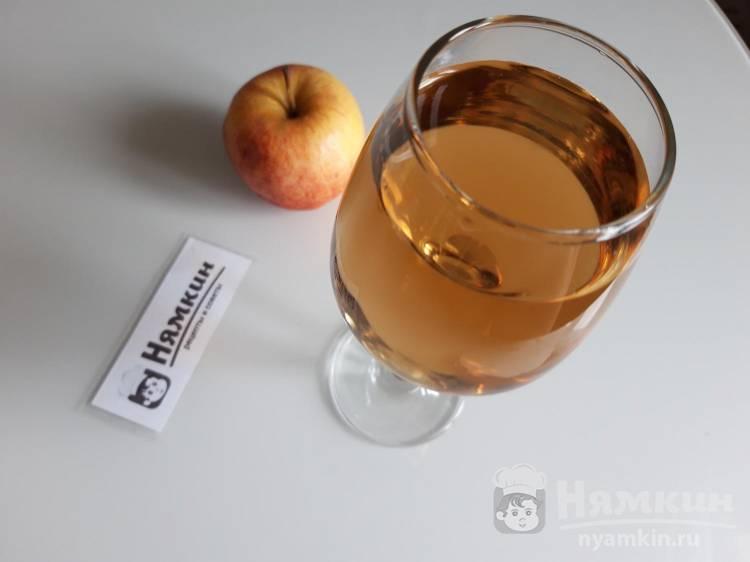 Коктейль с белым вином и соком - фото шаг 2