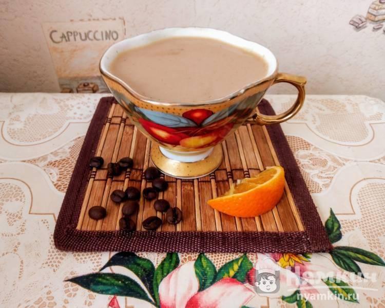 мрамор кофе с молоком