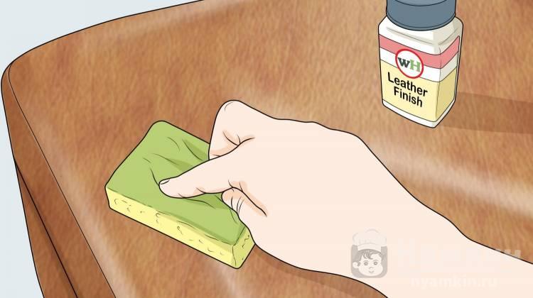 Правила ухода за глянцевой мебелью и как убрать царапины с лакированной или белой поверхностей