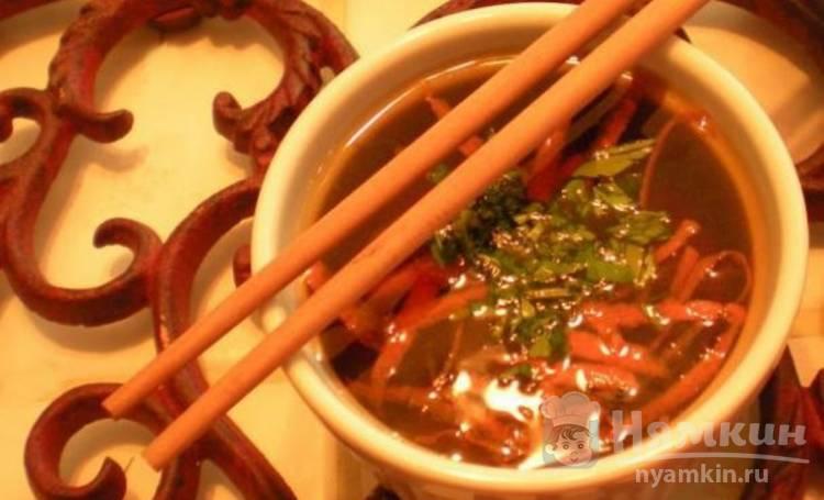 Рыбный вьетнамский соус «Ныок мам»