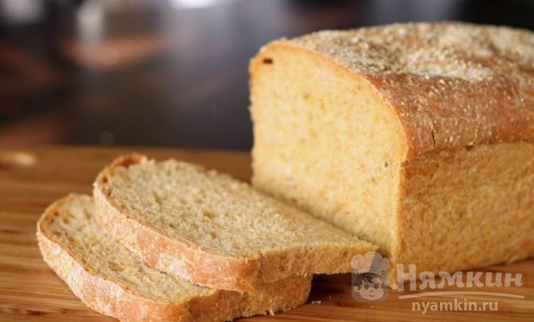 Хлеб постный в хлебопечке