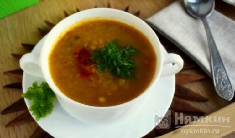 Суп масур-дал