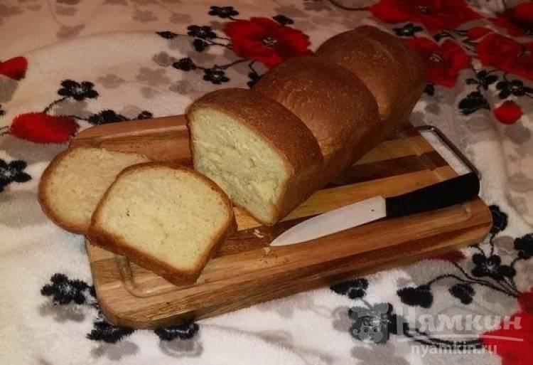 Хлеб на горчичном масле