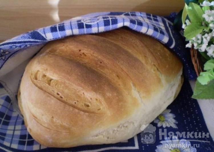 Диетический хлеб по-домашнему