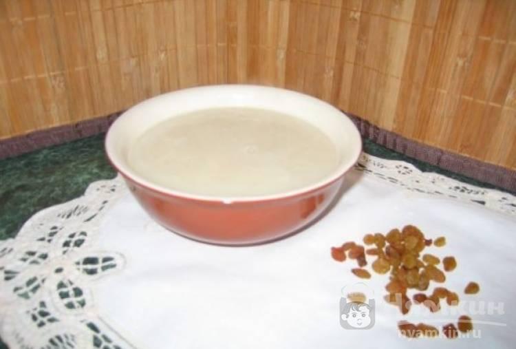 Овсяный кисель для печени