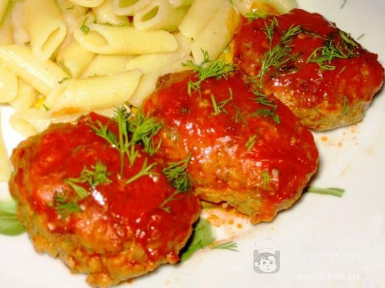 Полпеты по-хорватски в томатном соке