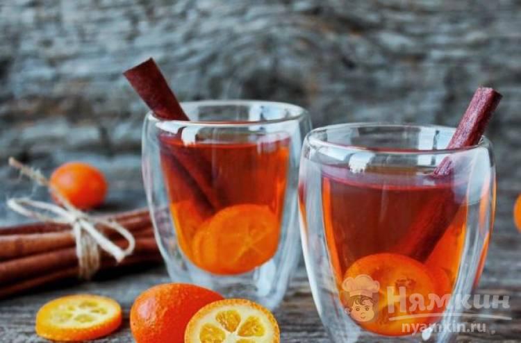 Грог с апельсиновым соком