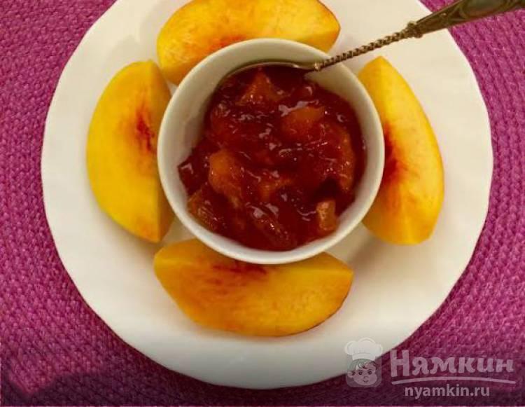 Варенье из персиков и нектаринов