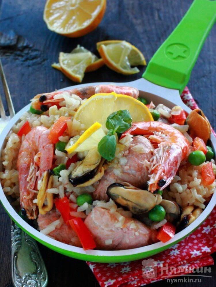 Рецепты испанской кухни с фото пошагово
