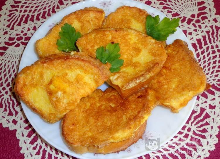 сыр в кляре рецепт с фото пошагово нежный