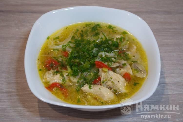 суп по ташкентски рецепт с фото пошагово траве еще