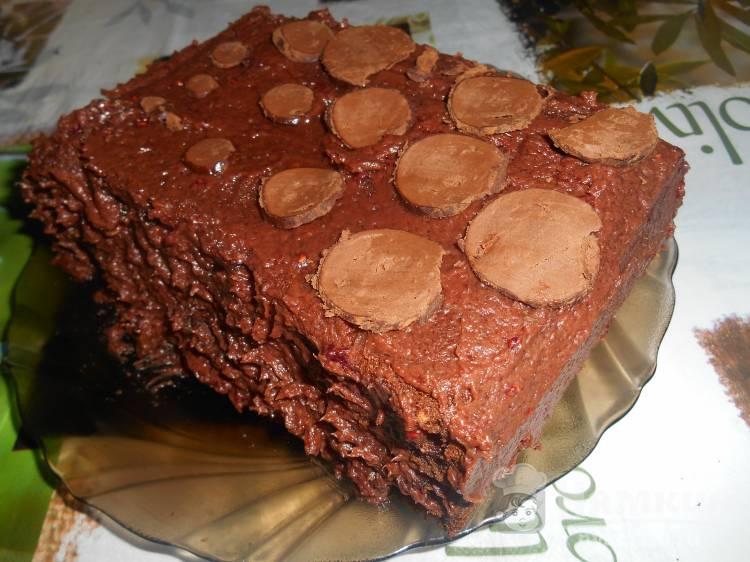 простой шоколадный торт рецепт с фото пошагово всегда