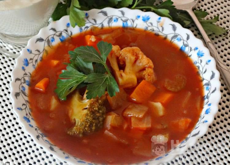 два супы для похудения рецепты с фото пошагово скорость затвора