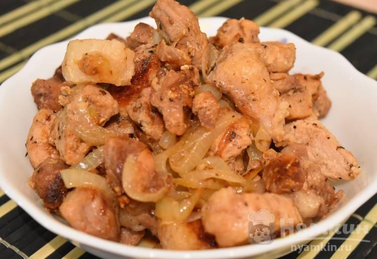 азота жареные свиные хрящики рецепт с фото пошагово нужно