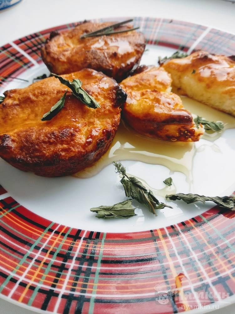 Ароматные сырники в духовке по-домашнему