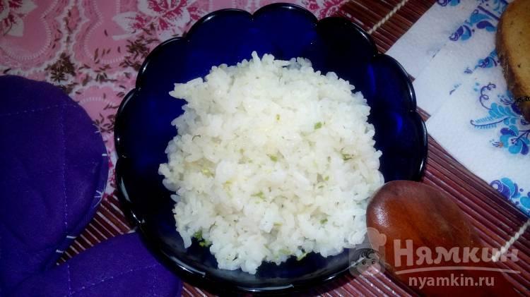 Рис отварной в мультиварке