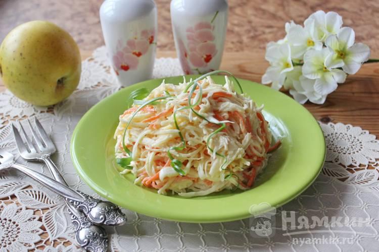 Фруктово-овощной салат