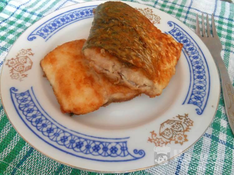 Пеленгас жареный на сковороде