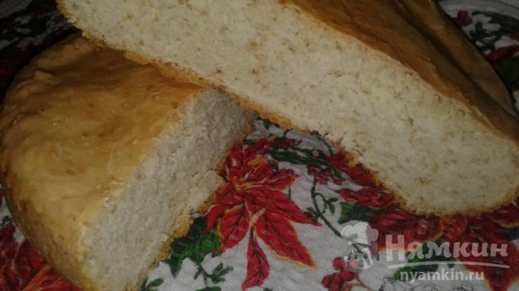 Хлеб с кунжутом в мультиварке