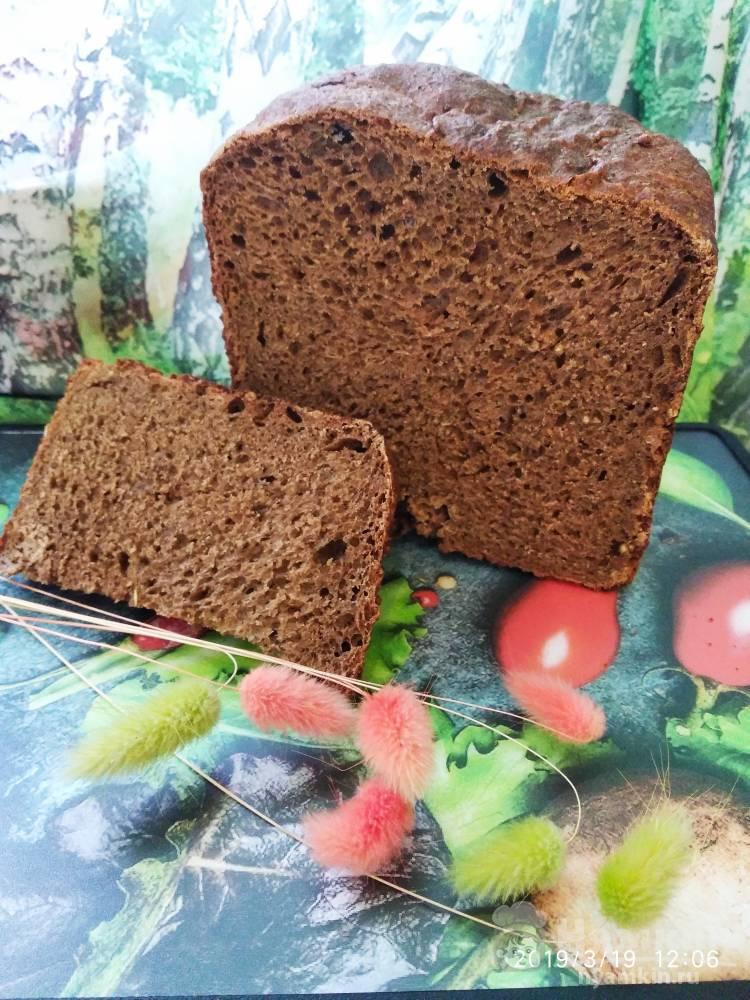 Заварной хлеб
