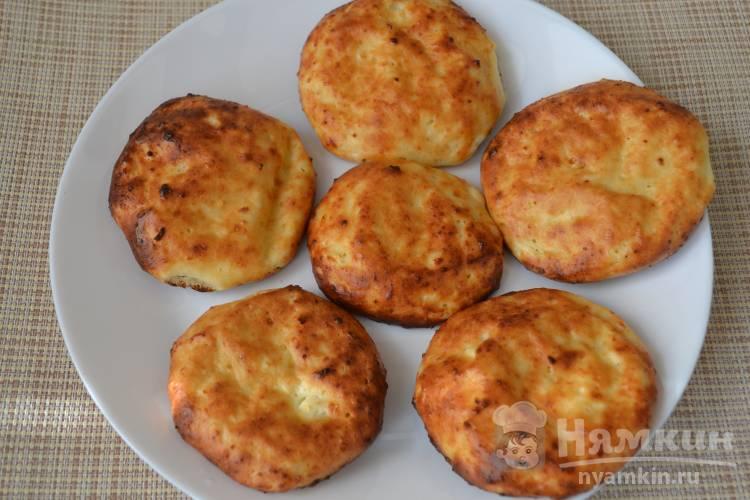Сырники с творогом в духовке