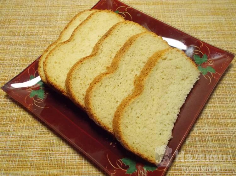 Творожный хлеб в ХП