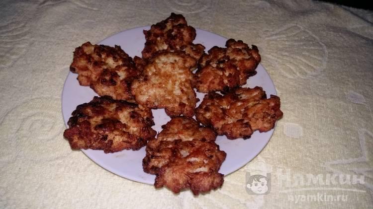 Рубленные котлеты из куриной грудки
