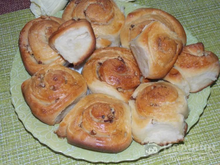 Вкусное тесто для булочек в хлебопечке