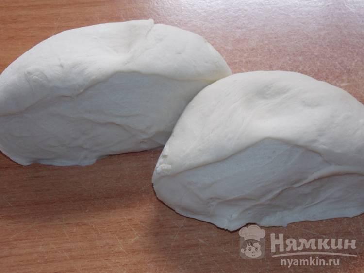 Тесто для вареников на воде и яйце в хлебопечке