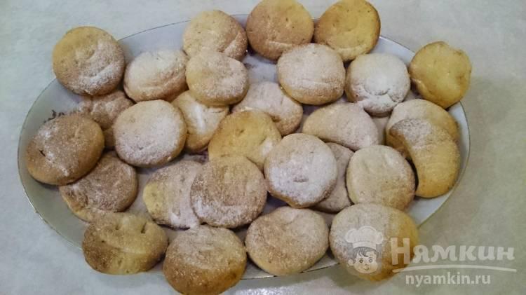 Сметанное печенье из детства