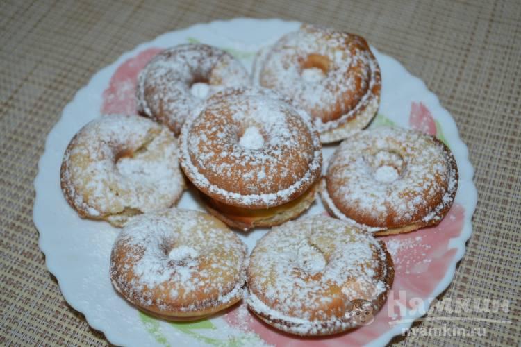 Пончики с корицей в мультипекаре