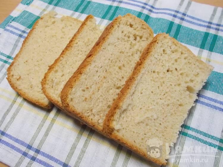 Сливочный хлеб в хлебопечке