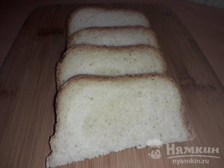 Хлеб белый на сыворотке