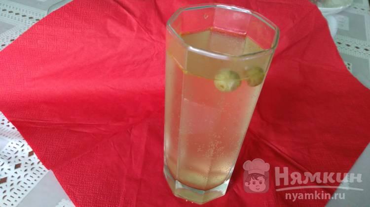 Вкусный квас с березового сока