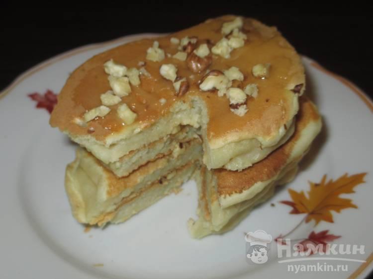 Пирожное на скорую руку