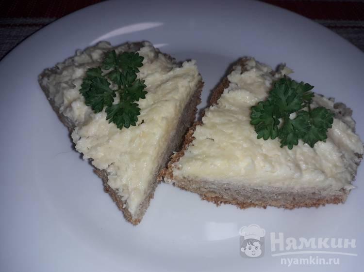 Сливочно-сырная намазка