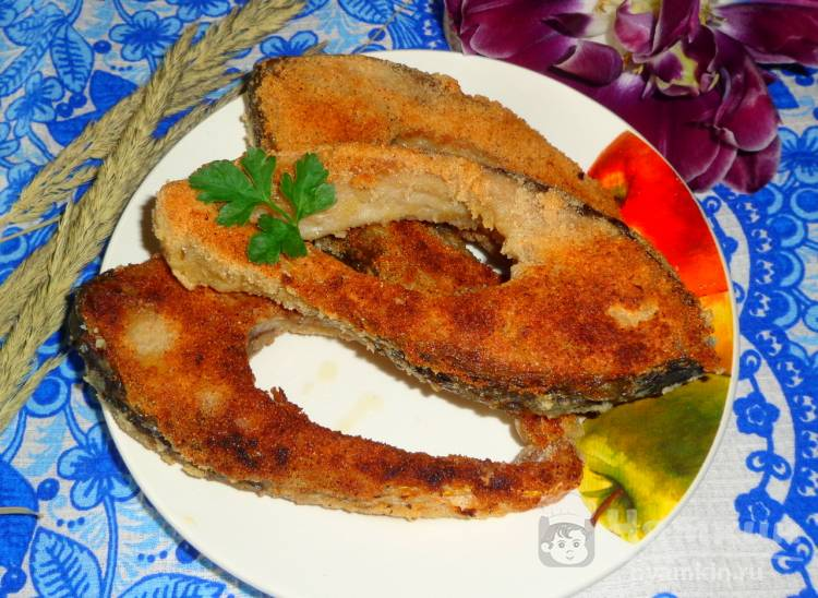 Рыба, жаренная в кляре   548x750