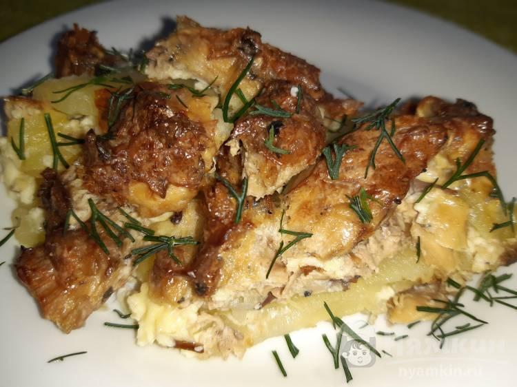 картошка по министерски рецепт с фото грейбл, изображённая этой