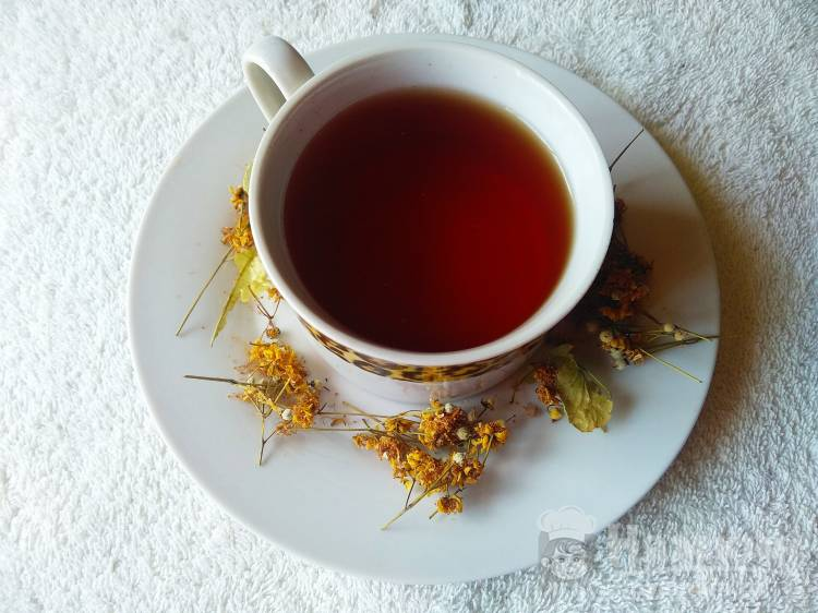 чай липа и чабрец