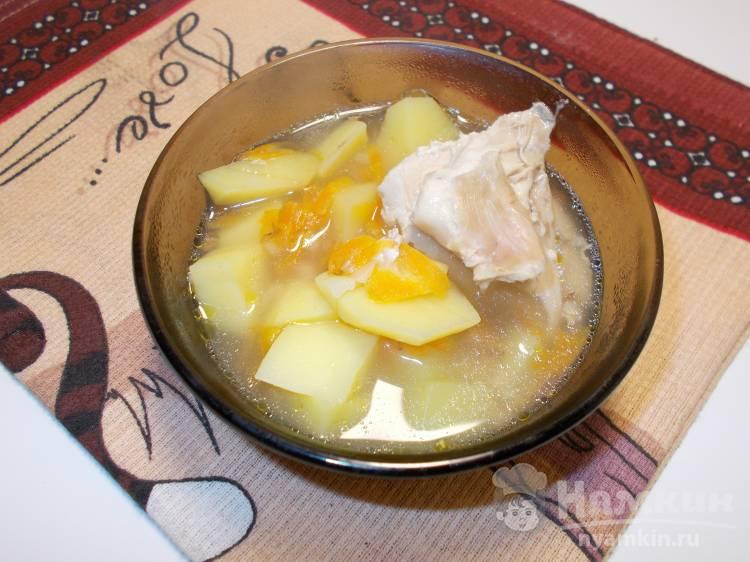 Куриный суп с гречкой при панкреатите