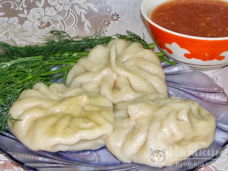 ленивые хинкали рецепт с фото пошагово