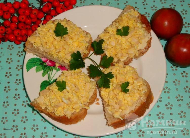 Намазка из кролика с лимонным соком и чесноком