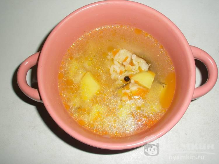 рыбный суп из хека рецепт с фото любой