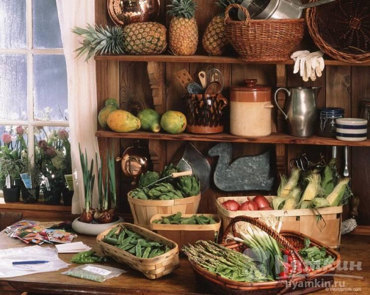 Как хранили продукты без холодильника наши предки