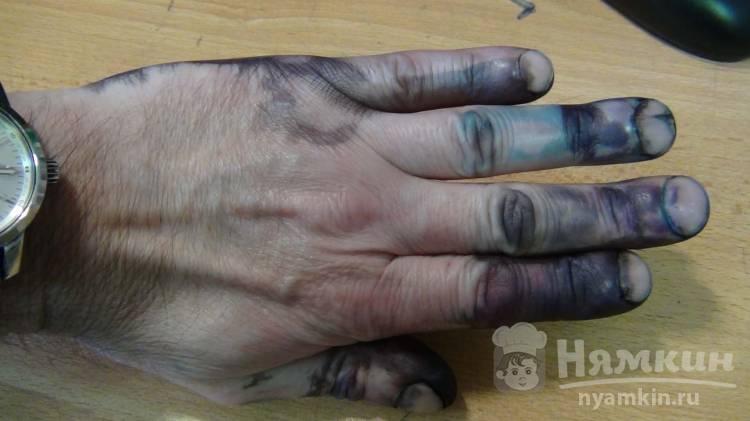 Как отмыть чернила с кожи и рук – работающие способы